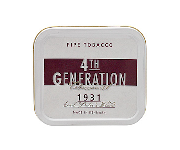 Tobacco: 4th Generation