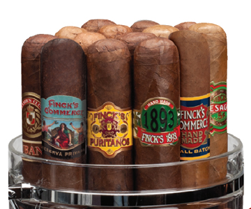 60 Ring Gauge Humidor Sampler