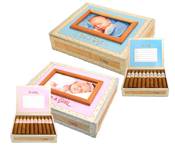 Alec Bradley It's a Boy & It's a Girl