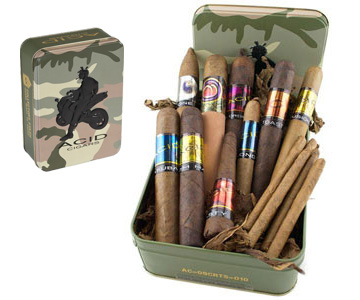 Acid Cigar Sampler