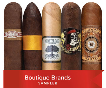 Boutique Brands Sampler