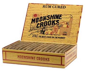 Moonshine Crooks - discontinued!
