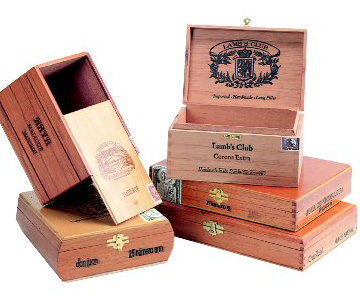 Wooden Cigar Boxes Products Finck Cigar Company Worlds Best