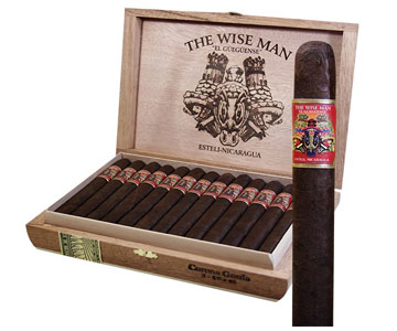 Wise Man - Products - Finck Cigar Company - World's Best Cigars